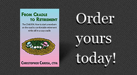 Order Your From Cradle to Retirement book today!