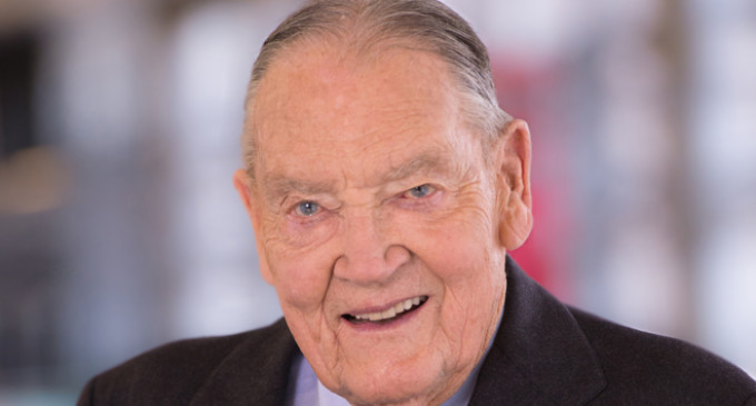 """Exclusive Interview with John Bogle: Industry """"Crying Out for Change""""; says Fiduciary Rule """"a Turning Point"""""""